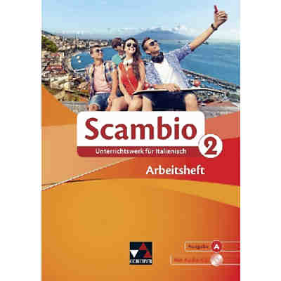 Scambio A: Arbeitsheft, m. CD-ROM