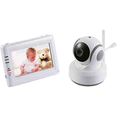 "Video Babyphone BCF 989 mit 4,3"" Farb-LCD-Touchscreen"