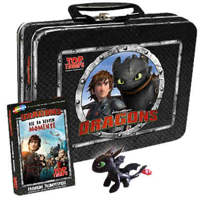 Top Trumps Dragons Kidsbox