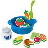 """Набор для ванны """"Приготовь суп"""", 12 предметов, ALEX"""