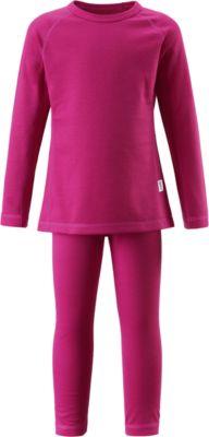 Термобелье Lani для девочки Reima - розовый