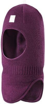 Шапка-шлем Starrie для девочки Reima - фиолетовый