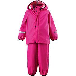 Непромокаемый комплект: куртка и брюки Tihku для девочки Reima