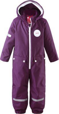 Комбинезон для девочки Reima - фиолетовый