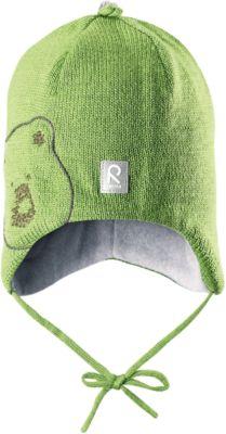 Шапка Kinostus для мальчика Reima - зеленый