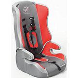 Автокресло STAR 9-36 кг., Leader kids, Aero Red серый/красный