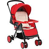 Прогулочная коляска S-7, Corol, красный