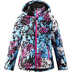 Куртка Glow для девочки Reimatec Reima