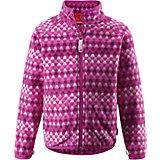 Куртка флисовая Steppe для девочки Reima