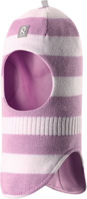 Шапка-шлем Starrie для девчоки Reima - розово-белый