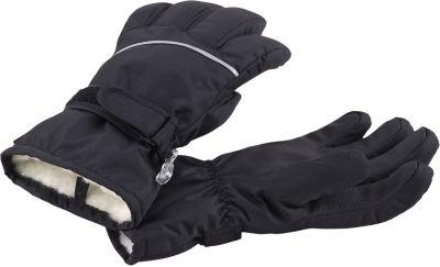 Перчатки Harald для мальчика Reima - черный