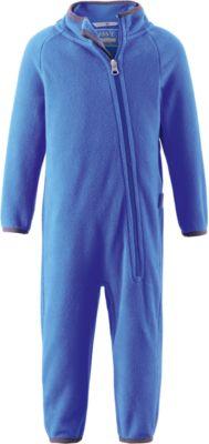 Комбинезон флисовый для мальчика LASSIE - синий