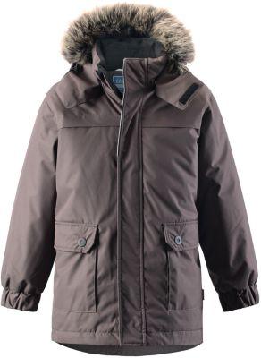 Куртка LASSIE - темно-коричневый