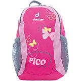 Deuter Рюкзак детский Pico, розовый