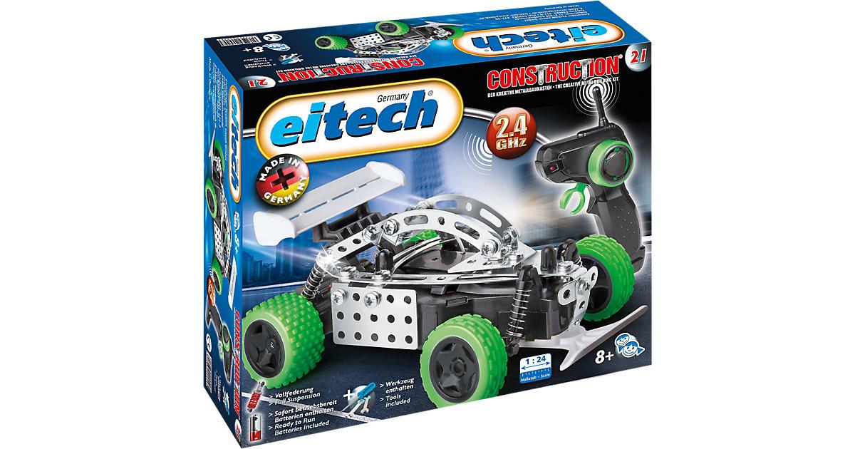 Metallbaukasten 2.4 GHZ RC Speed Racer