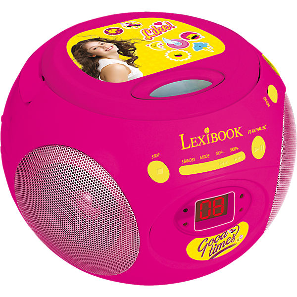 Soy Luna CD-Player mit Radio