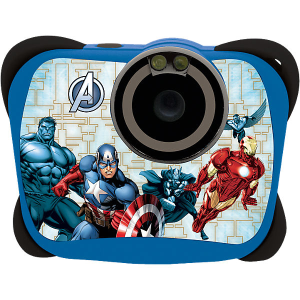 Avengers Digitalkamera mit Blitz (5 MP)