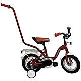 Велосипед, NEW MARS, коричневый