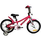 Велосипед RIDE, MARS, темно-розовый