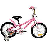 Велосипед RIDE, MARS, светло-розовый