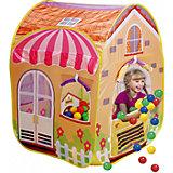 Игровой дом Вилла,  85х116х112 см, CALIDA