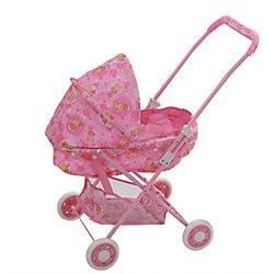 Кукольная коляска с сумкой, FEI LI TOYS