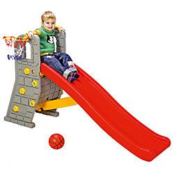 Горка Башня, 97x192x143 см, EDU PLAY