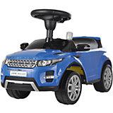 Машина Каталка RANGE ROVER, Chilok BO, синяя