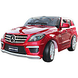 Машина MERCEDES ML63 AMG, KEEP TOP, красный