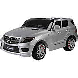 Машина MERCEDES ML63 AMG, KEEP TOP, серебристый
