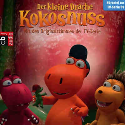 CD Drache Kokosnuss TV 9