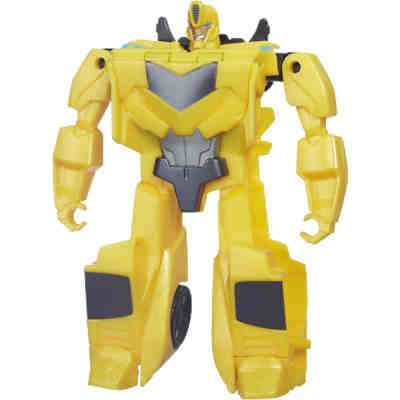 Transformers - One-Step Changer Klasse - Bumblebee