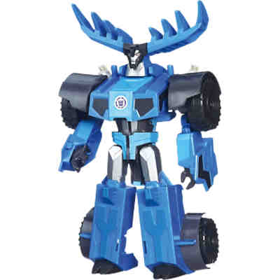 Transformers - 3-Step Changer Klasse - Thunderhoof