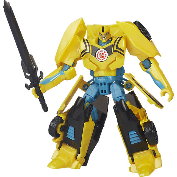 Transformers - Warriors Klasse - Night Strike Bumblebee