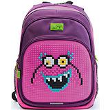 """Рюкзак """"Kids"""", фиолетово-розовый"""