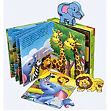 "Книжка-игрушка ""Забавное путешествие"""