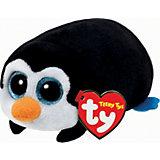 "Мягкая игрушка ""Пингвин Pocket, 11 см"", Teeny Tys, Ty"