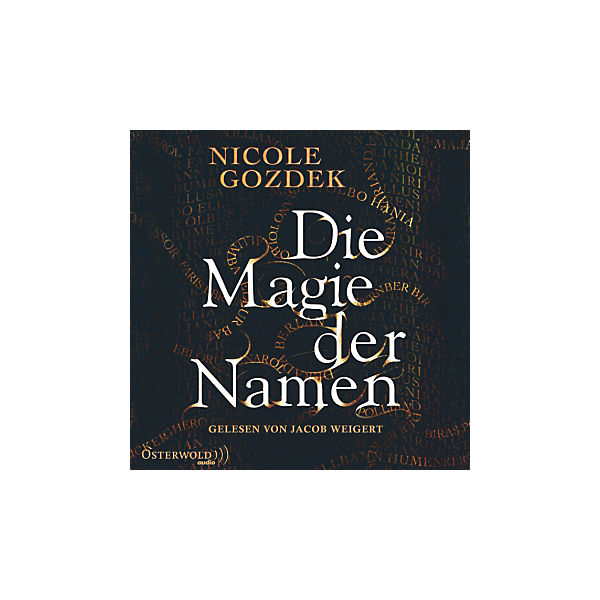 Die Magie der Namen, 1 Audio-CDs