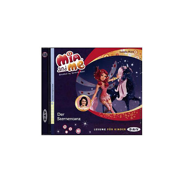 Mia And Me: Der Sternentanz, 1 Audio-CD