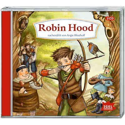 Robin Hood, 1 Audio-CD