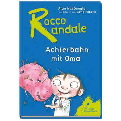 Rocco Randale: Achterbahn mit Oma