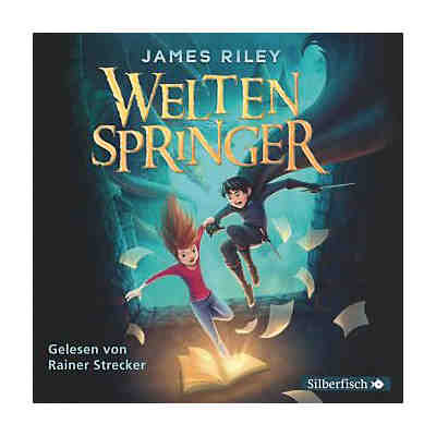 Weltenspringer, 4 Audio-CDs