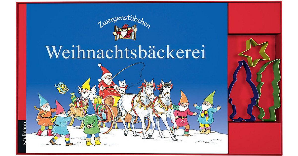 Buch - Zwergenstübchen: Weihnachtsbäckerei, mit Ausstechförmchen