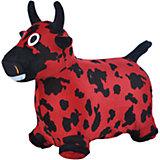 Надувные животные Коровка, с насосом, 54*28*49 см, SPRING