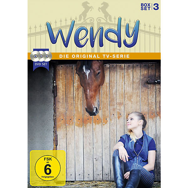 DVD Wendy - Die Original TV-Serie (Box 3)