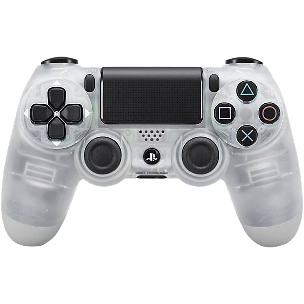 PS4 Dualshock Wireless Controller, Crystal