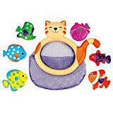 Кошка-сачок Мими для купания, K's Kids