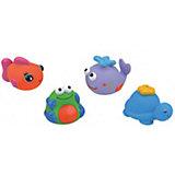 Набор для ванны из 4-х игрушек, K's Kids