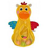Голодный пеликан с мячиками, K's Kids