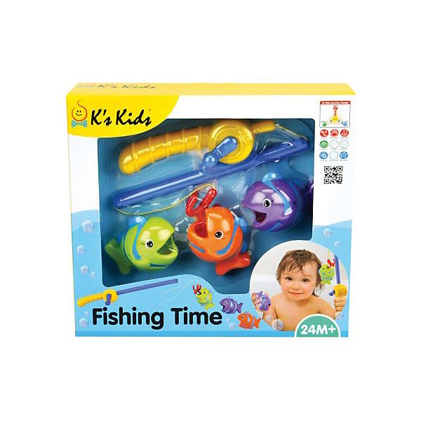 Время рыбалки, K's Kids